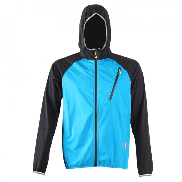 2117 of Sweden - Medelplana Jacket with Hood