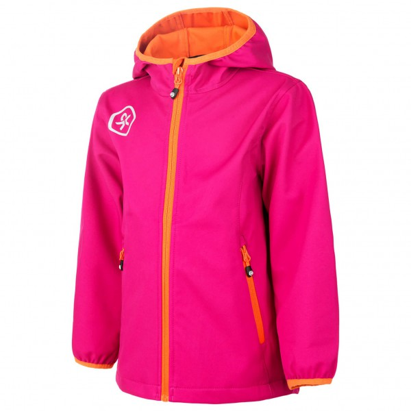 Color Kids - Girl's Vera Softshell Coat - Softshelltakki