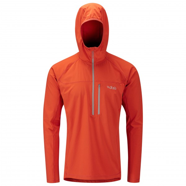 RAB - Boreas Pull-On - Softshell pullover