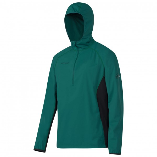 Mammut - Wall Softshell Hoody - Pull-over softshell