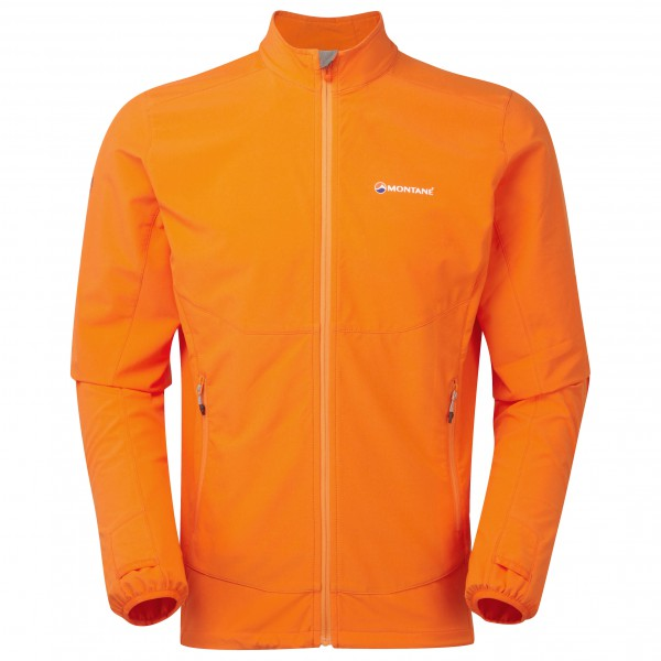 Montane - Dynamo Via Jacket - Softshelljack