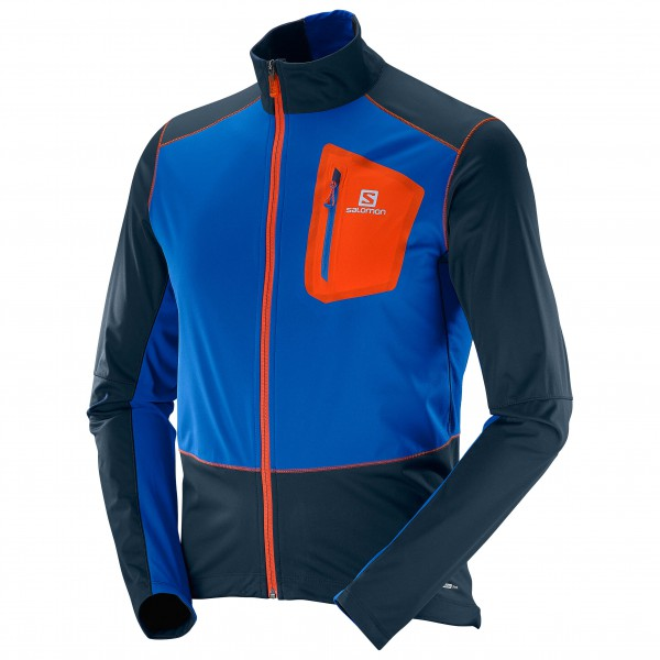 Salomon - Equipe Softshell Jacket - Veste softshell