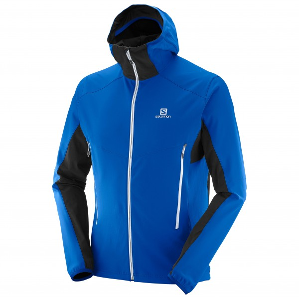 Salomon - Minim Speed Hoodie - Softshelljacke