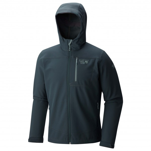 Mountain Hardwear - Fairing Hooded Jacket - Softshelljacke