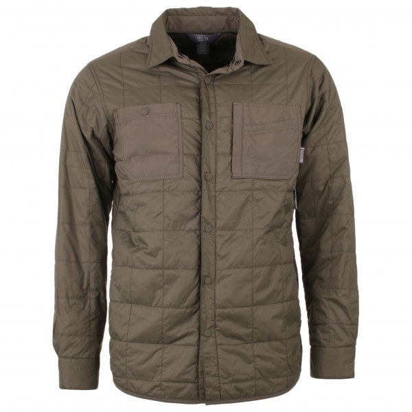 Mountain Hardwear - Trekkin Insulated Shacket - Casual jacket