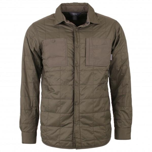 Mountain Hardwear - Trekkin Insulated Shacket - Vapaa-ajan takki