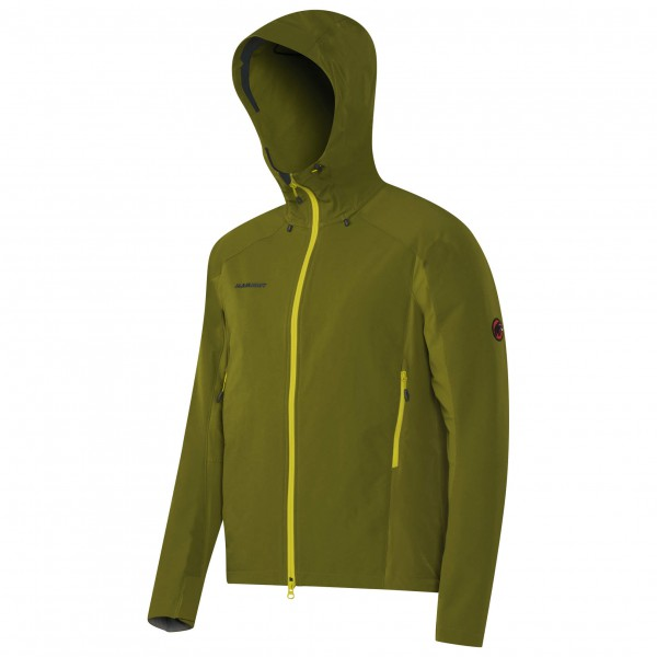 Mammut - Base Jump SO Hooded Jacket - Veste softshell