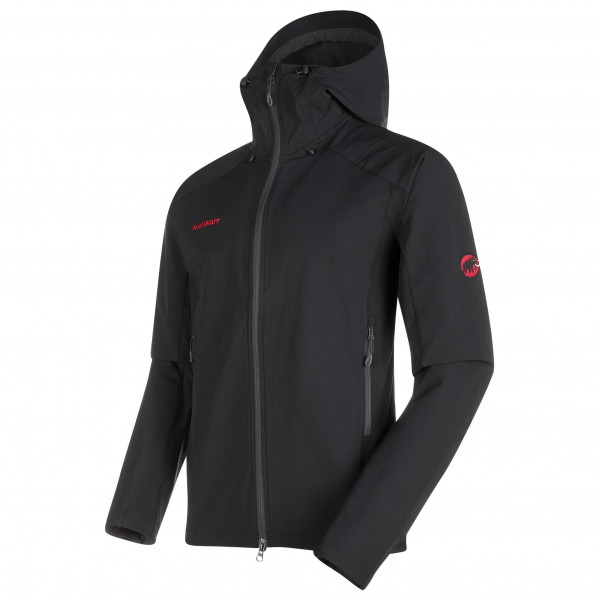 Mammut - Base Jump SO Hooded Jacket - Softshelljacke