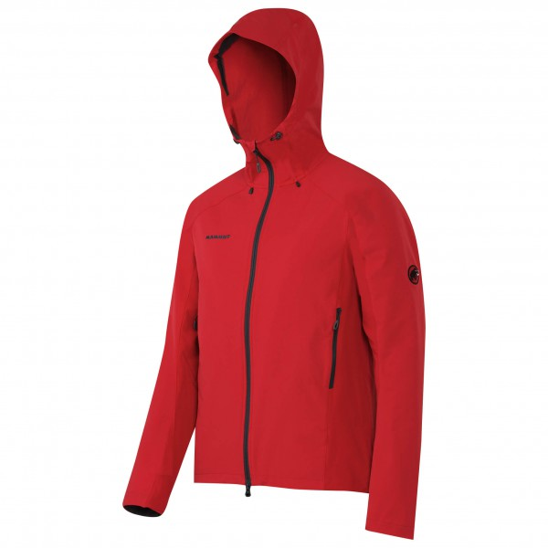 Mammut - Base Jump SO Hooded Jacket - Softshelltakki