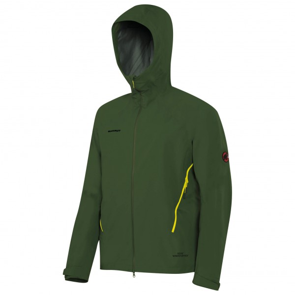 Mammut - Ultimate Alpine SO Hooded Jacket - Veste softshell