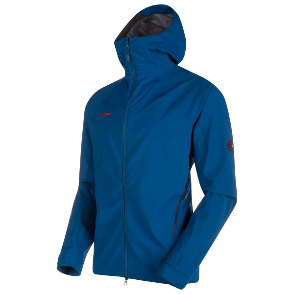 Mammut - Ultimate Alpine SO Hooded Jacket - Softshelljacke