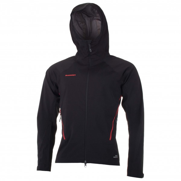 Mammut - Ultimate Alpine SO Hooded Jacket - Softshelltakki
