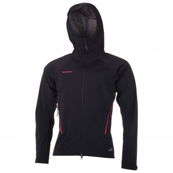 Mammut - Ultimate Alpine SO Hooded Jacket - Veste softshell