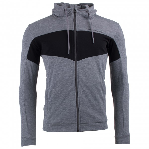Peak Performance - Structure Zip Hood - Freizeitjacke