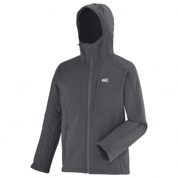 Millet - Track Hoodie - Softshell jacket