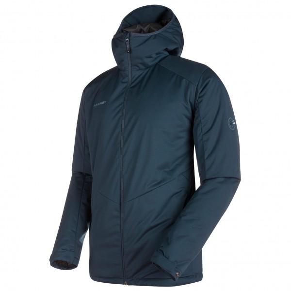Mammut - Chamuera Softshell Thermo Hooded Jacket - Softshelljakke
