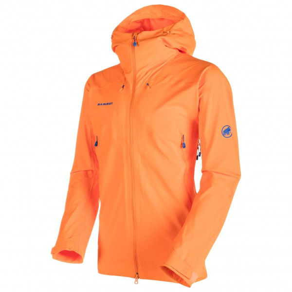 Mammut - Ultimate Eisfeld Softshell Hooded Jacket - Softshell jacket
