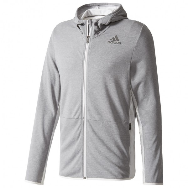 adidas - Workout Full-Zip Climacool - Sweat- & træningsjakke