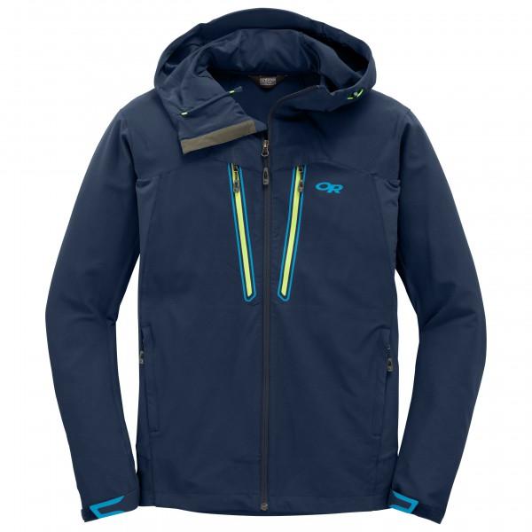 Outdoor Research - Ferrosi Summit Hooded Jacket - Softshell jacket
