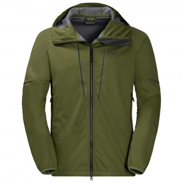 Jack Wolfskin - Green Valley Jacket - Softshelljakke