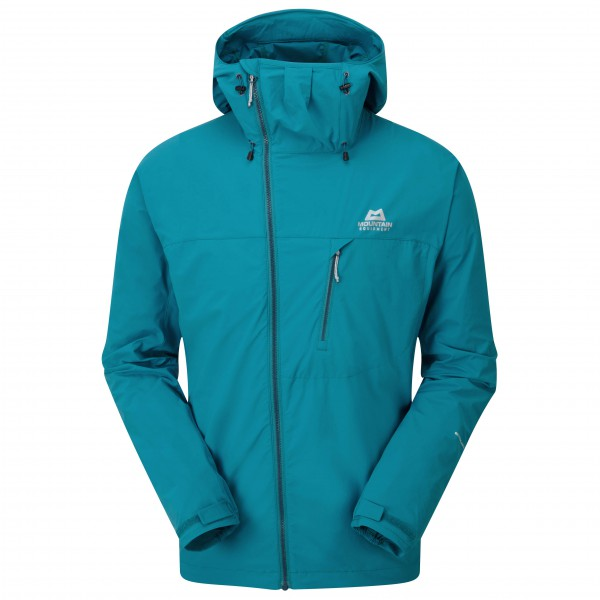 Mountain Equipment - Squall Hooded Jacket - Softshelltakki