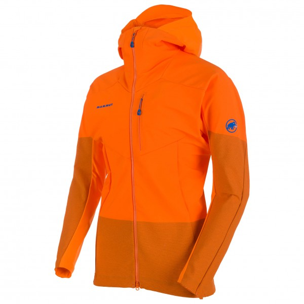 Mammut - Eisfeld Light SO Hoody - Softshelljakke