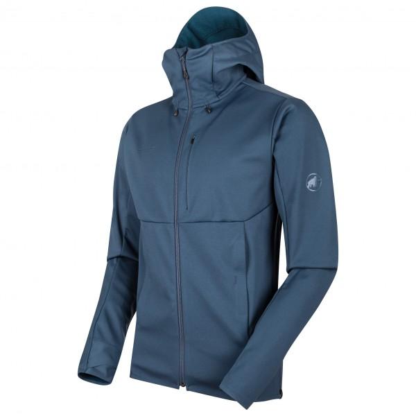 Mammut - Ultimate V SO Hooded Jacket - Softshell jacket