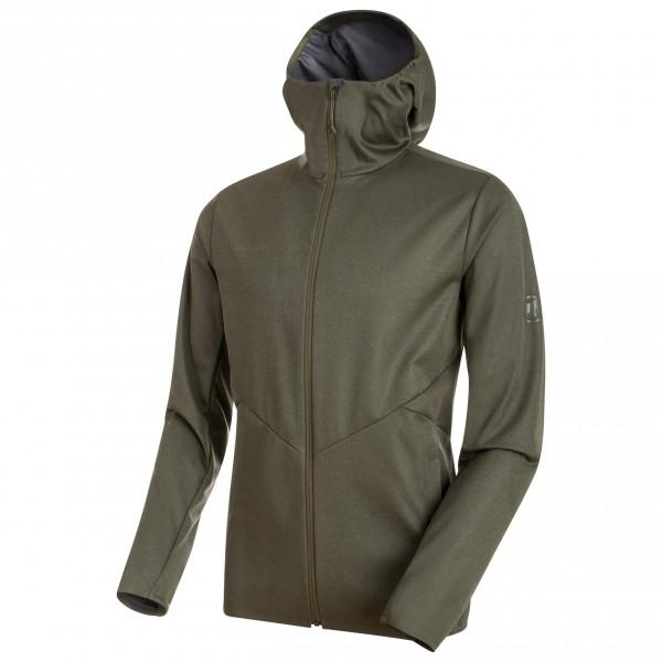 Mammut - Ultimate V Tour SO Hooded Jacket - Softshelltakki