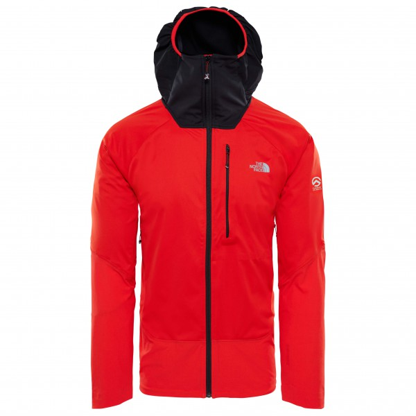 The North Face - Summit L4 Windstopper Hybrid Hoody - Softshelljakke