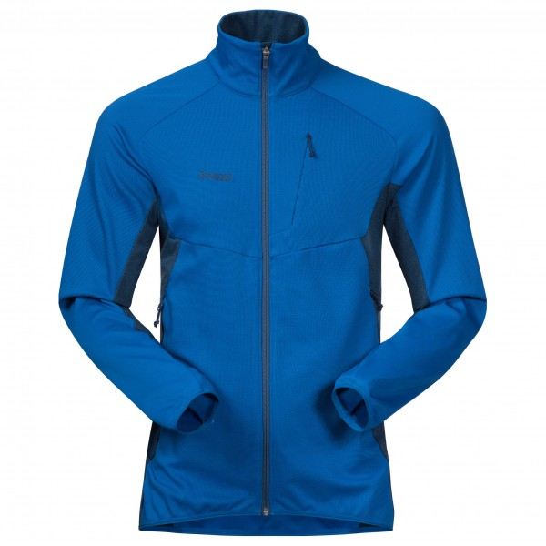 Bergans - Lom Fleece Jacket - Fritidsjacka