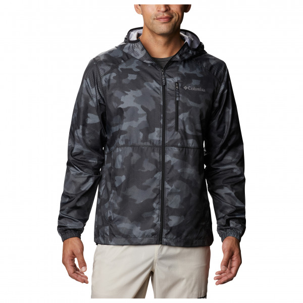 Columbia - Flash Forward Windbreaker Print - Fritidsjakke