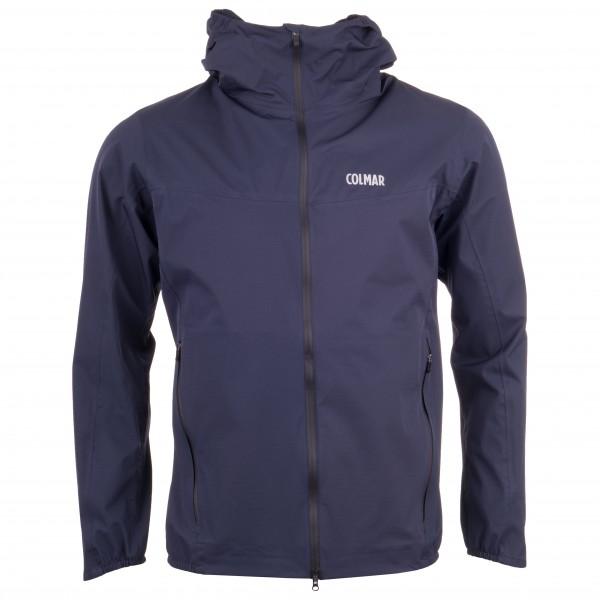 Colmar Active - Hooded 2,5L Reflective Stretch Jacket - Softshelljack