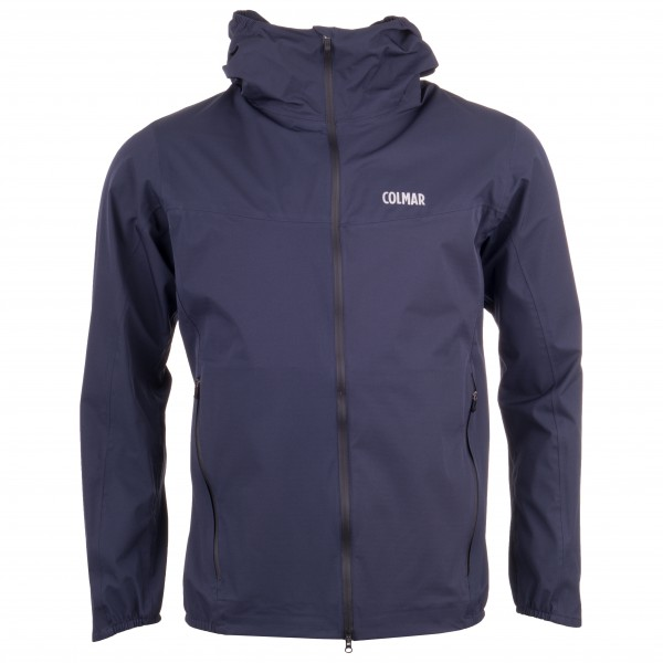 Colmar Active - Hooded 2,5L Reflective Stretch Jacket