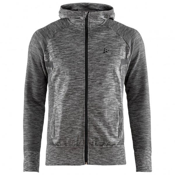 Craft - Breakaway Fuseknit Hood Jacket - Sweat- & träningsjacka