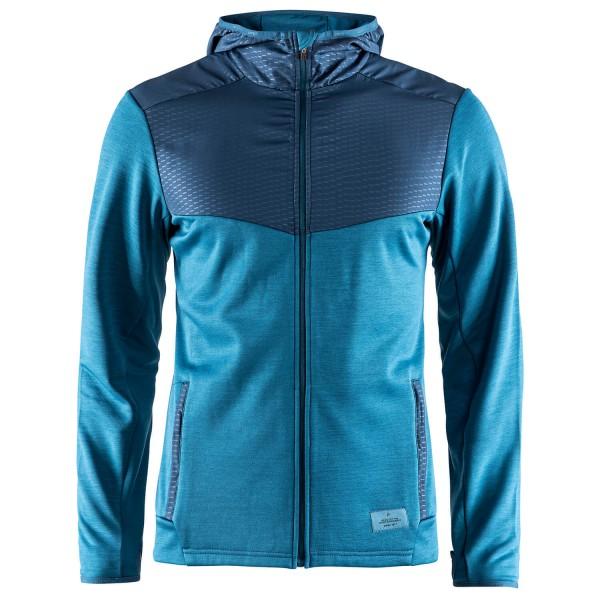 Craft - Breakaway Jersey Hood Jacket - Svetari ja treenitakki