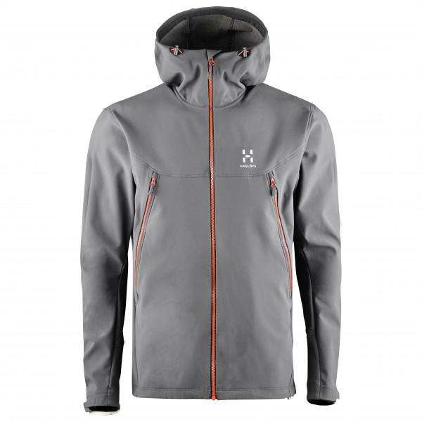 Haglöfs - Gecko Hood - Softshell jacket