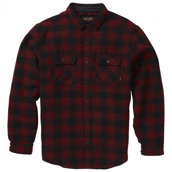 Burton - Brighton Insulated Flannel - Fritidsjakke