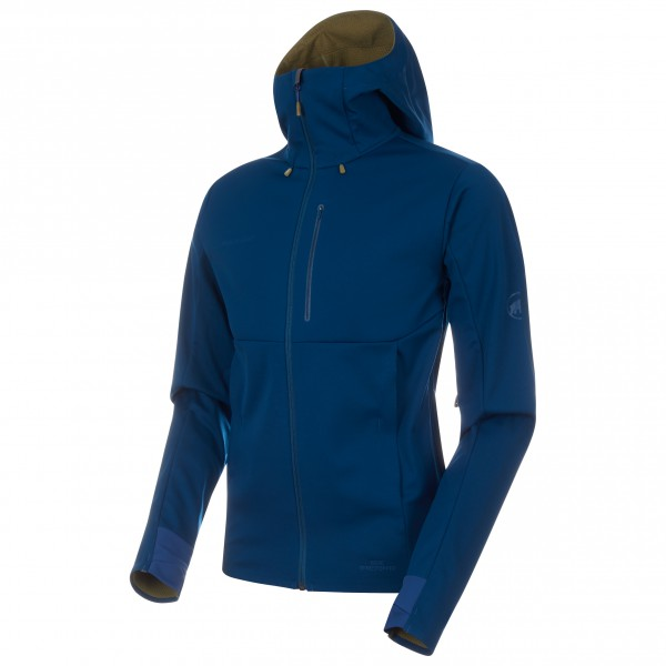 Mammut - Ultimate V So Hooded Jacket - Veste softshell