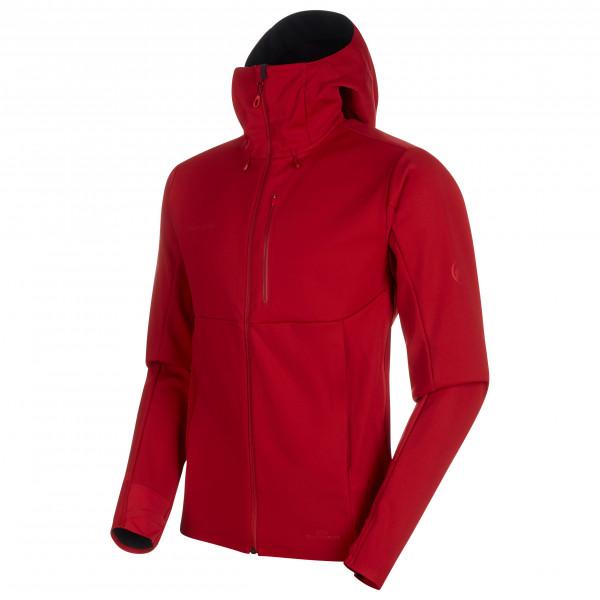 Mammut - Ultimate V So Hooded Jacket - Softshelltakki