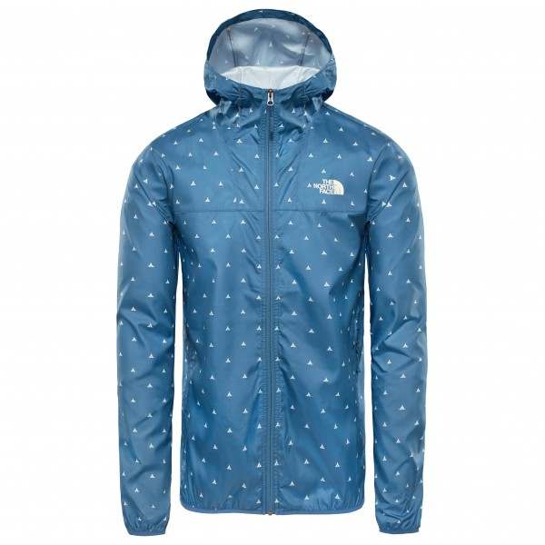 The North Face - Printed Cyclone Hoody - Fritidsjakke