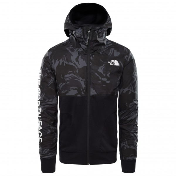 The North Face - Train N Logo Overlay Jacket - Freizeitjacke