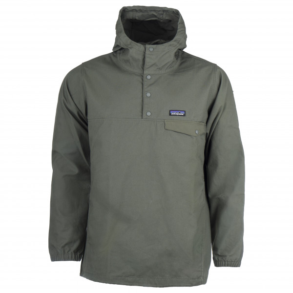 Patagonia - Maple Grove Snap-T Pullover - Freizeitjacke
