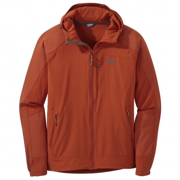 Outdoor Research - Ferrosi Hooded Jacket - Softshelljakke