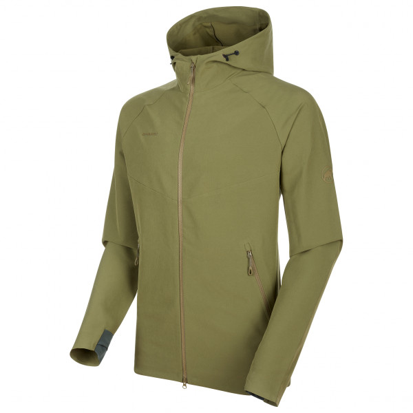 Mammut - Macun SO Hooded Jacket - Softshell jacket