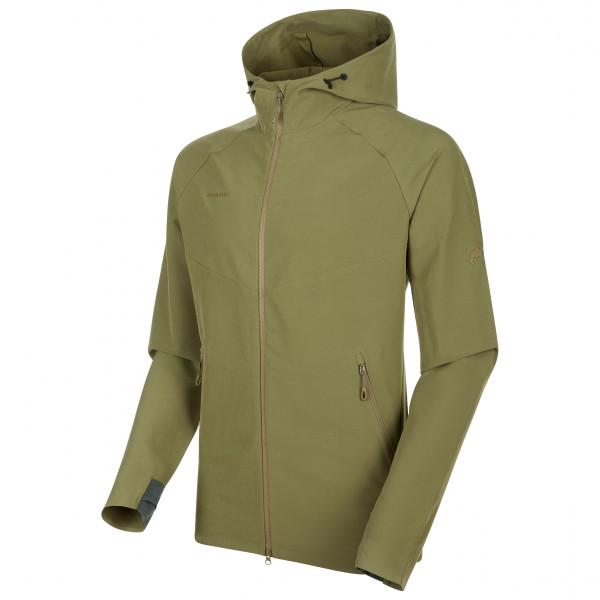 Mammut - Macun SO Hooded Jacket - Softshelljakke