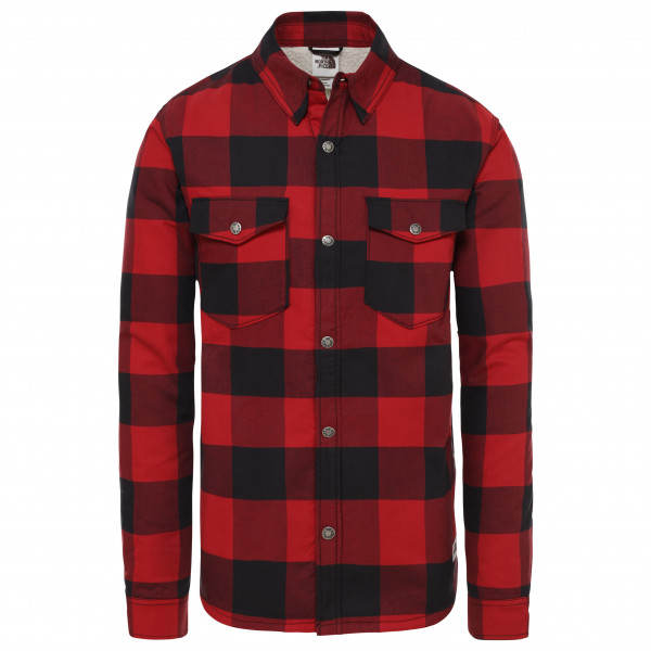 The North Face - Campshire Shirt - Fritidsjacka