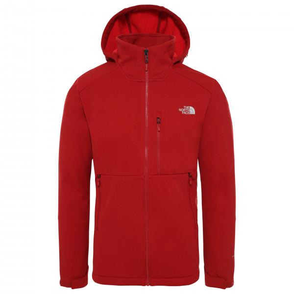 The North Face - Kabru Softshell Hooded Jacket - Softshell jacket