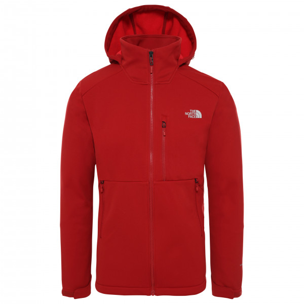 The North Face - Kabru Softshell Hooded Jacket - Softshelltakki