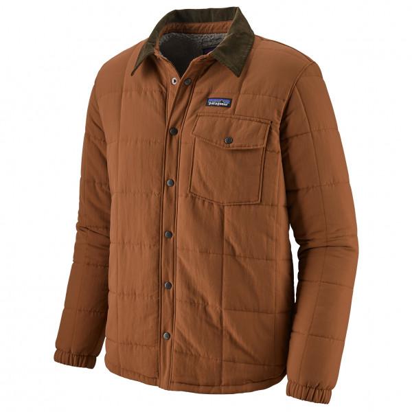 Patagonia - Isthmus Quilted Shirt Jacket - Fritidsjakke