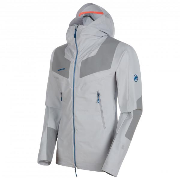 Mammut - Aenergy Pro SO Hooded Jacket - Softskjelljakke